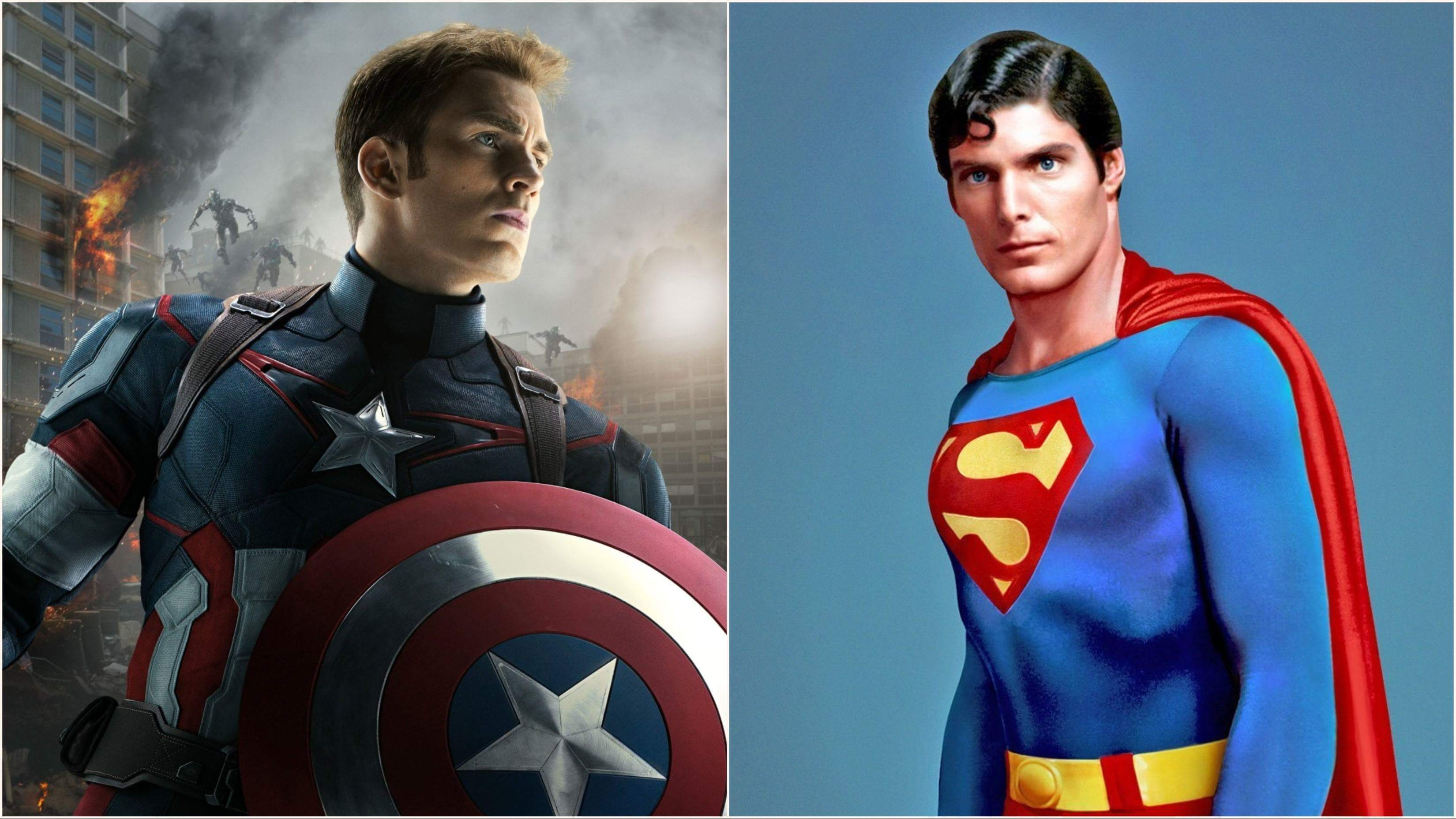 Kevin Feige Compares Chris Evans' Captain America to Christopher Reeve's Superman