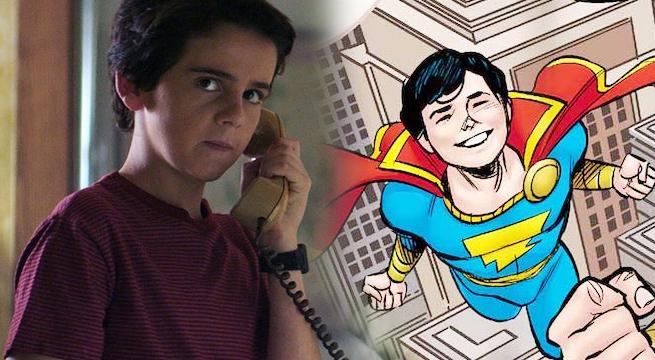 'Shazam!' Casts 'It' Actor Jack Dylan Grazer