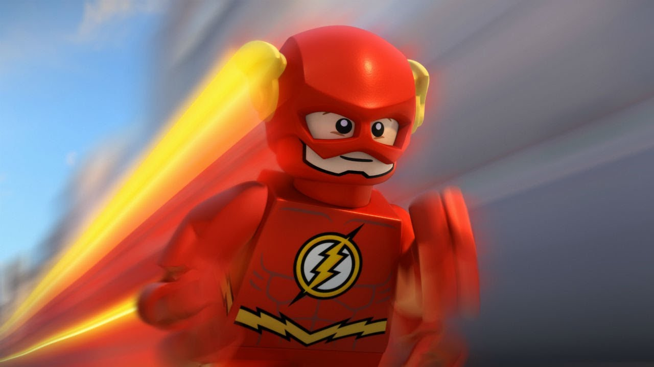 'LEGO DC Super Heroes: The Flash' Trailer Released