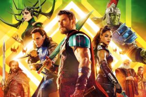 Superhero trilogies Thor