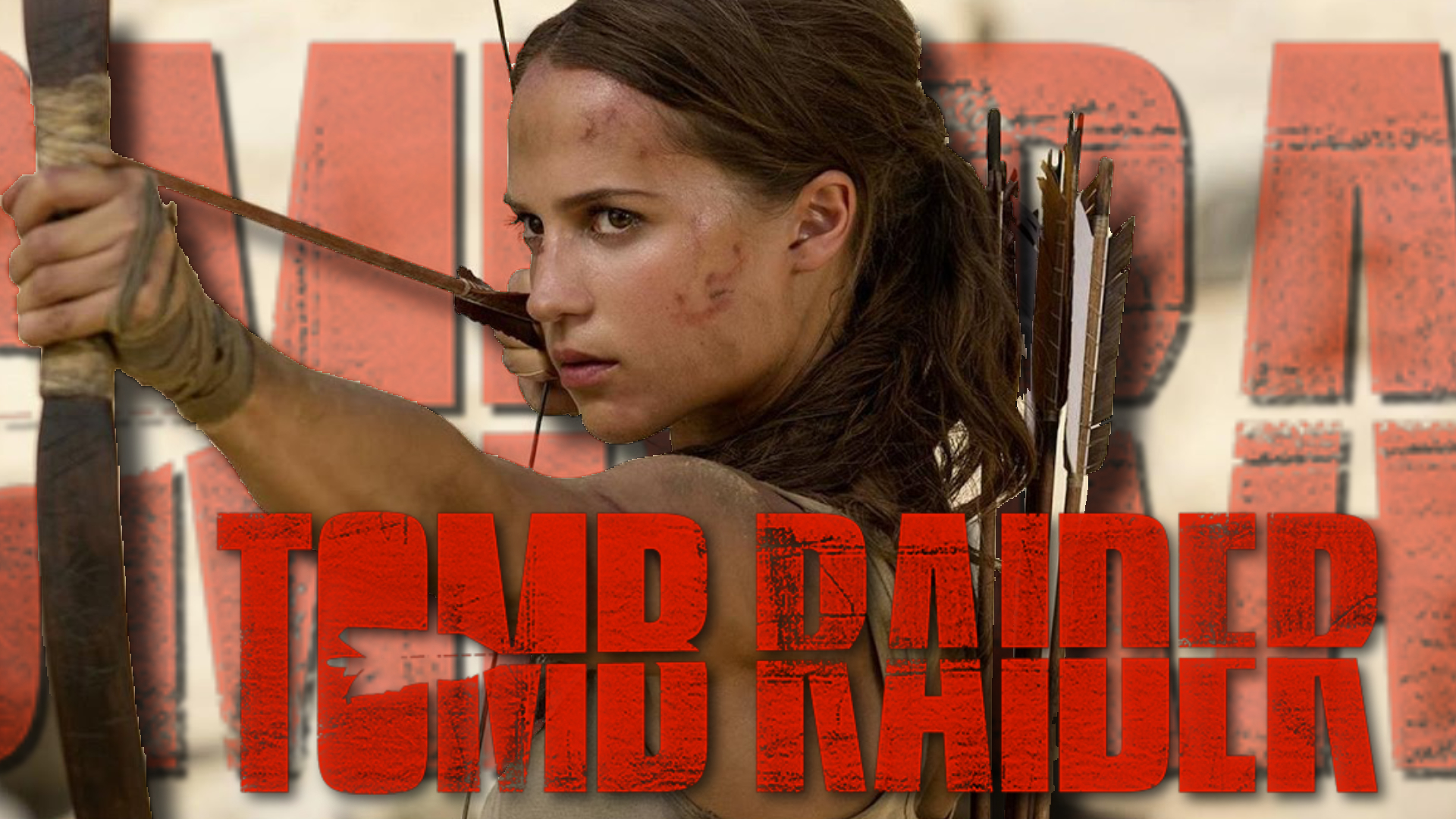 Action-Packed Second 'Tomb Raider' Trailer Released
