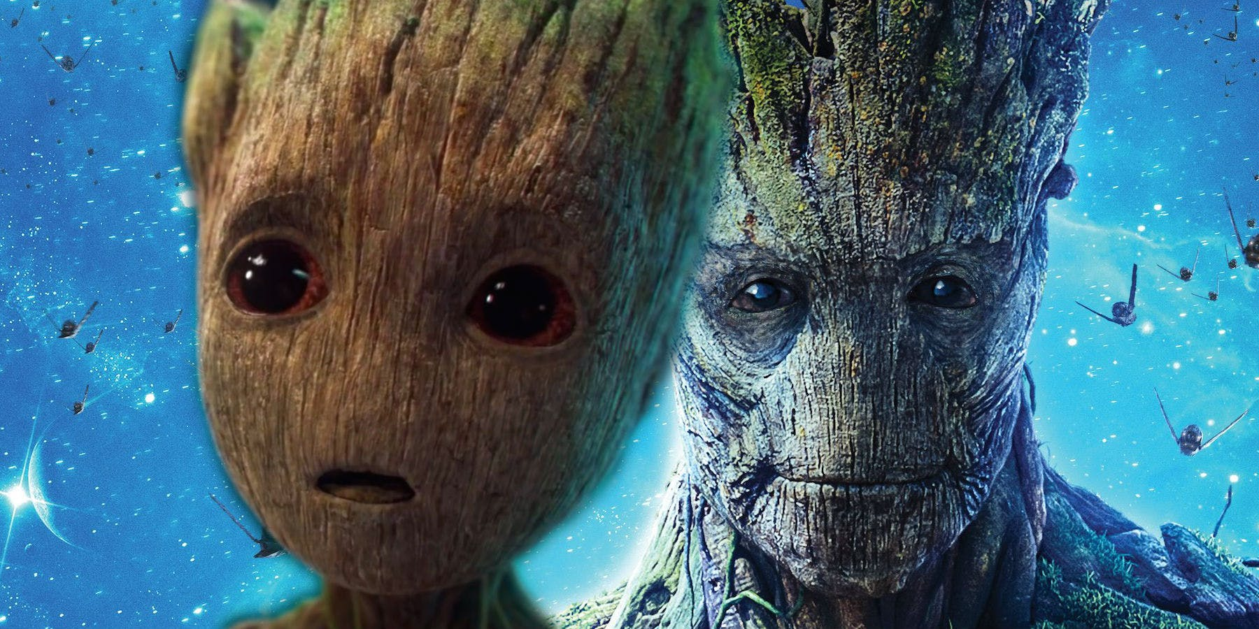 James Gunn Reveals That Baby Groot Is Actually Groot S Son