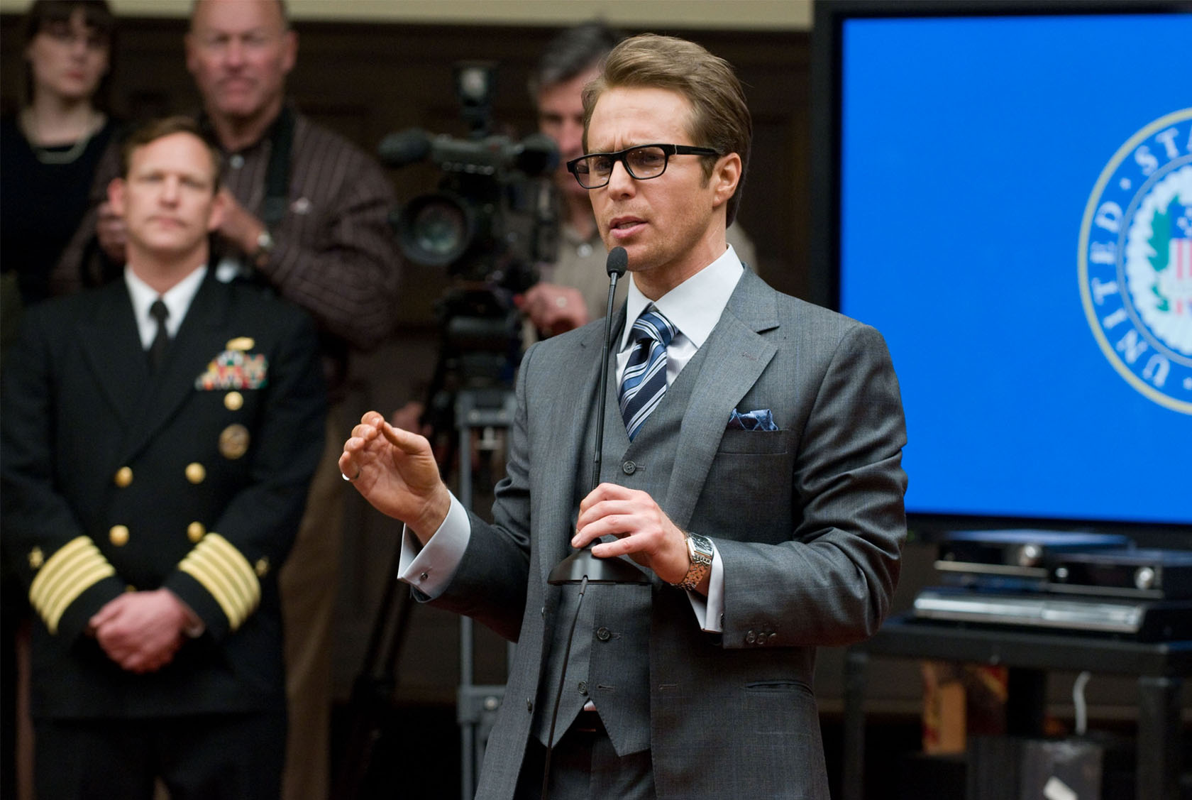 Sam Rockwell Willing to Return to the Marvel Cinematic Universe