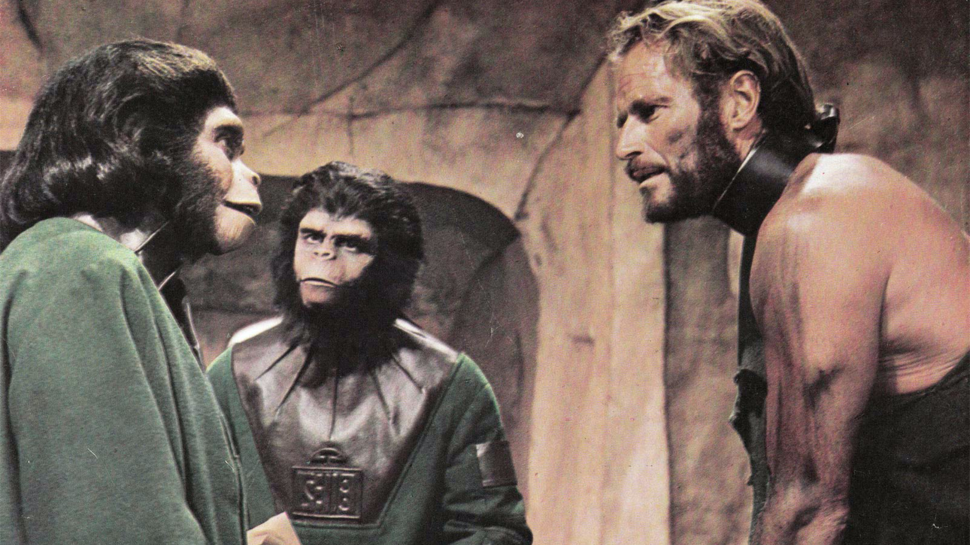 Review Retrospective Planet Of The Apes 1968 Fandomwire