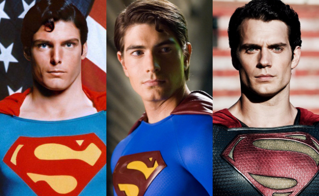 Advertisement TAGS Brandon Routh Christopher Reeve Henry Cavill