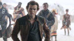 Solo: A Star Wars Story (May 25, 2018)