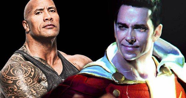 'Shazam!' Summary & Cast Announced; Dwayne Johnson Joins as Producer