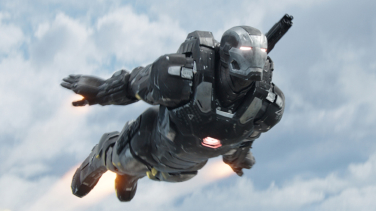 War Machine in The Marvel Cinematic Universe