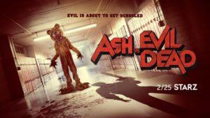 Ash Vs. Evil Dead Season 3 Premiere (February 25, 2018)