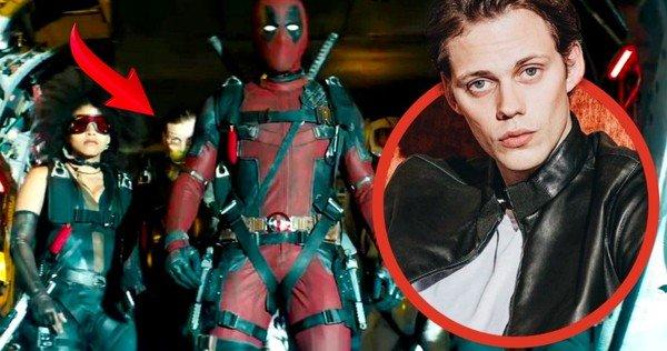 Newest 'Deadpool 2' Trailer Features Bill Skarsgard