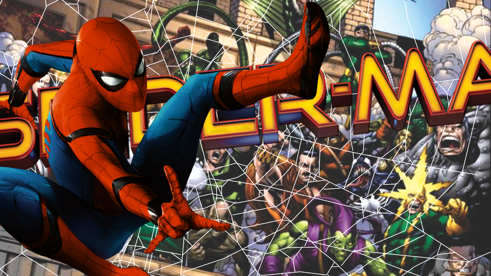 Marvel Studios Holding Open Auditions for New Spider-Man Villain and High-School Lead
