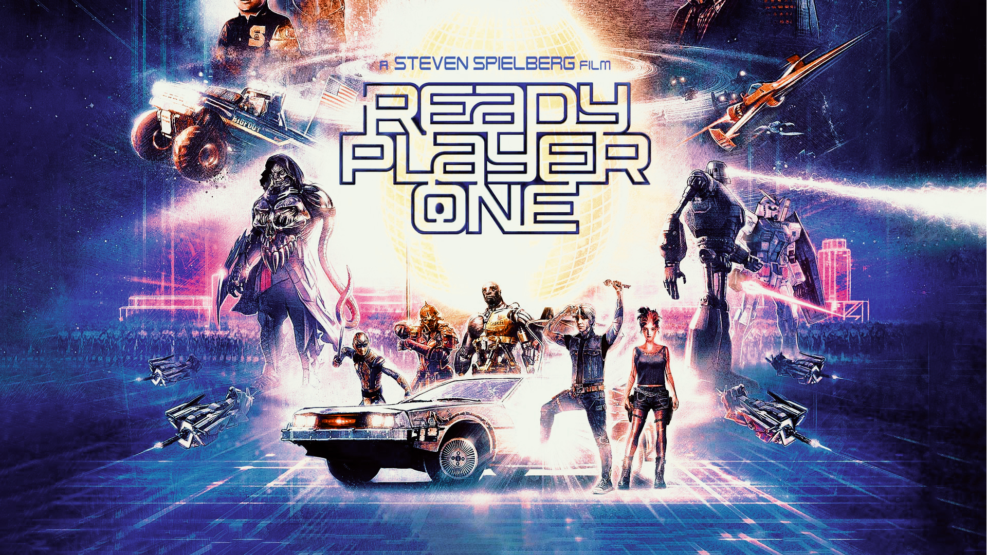 REVIEW: 'Ready Player One' is a Game Worth Playing!