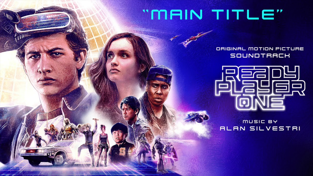 The First Taste Of The 'Ready Player One' Score Is A Rousing Shot Of Nostalgia