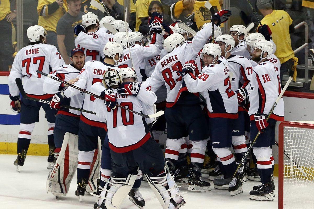 c188839cacb Capitals Finally Defeat Penguins – Capitals V.S Penguins Game 6 Recap