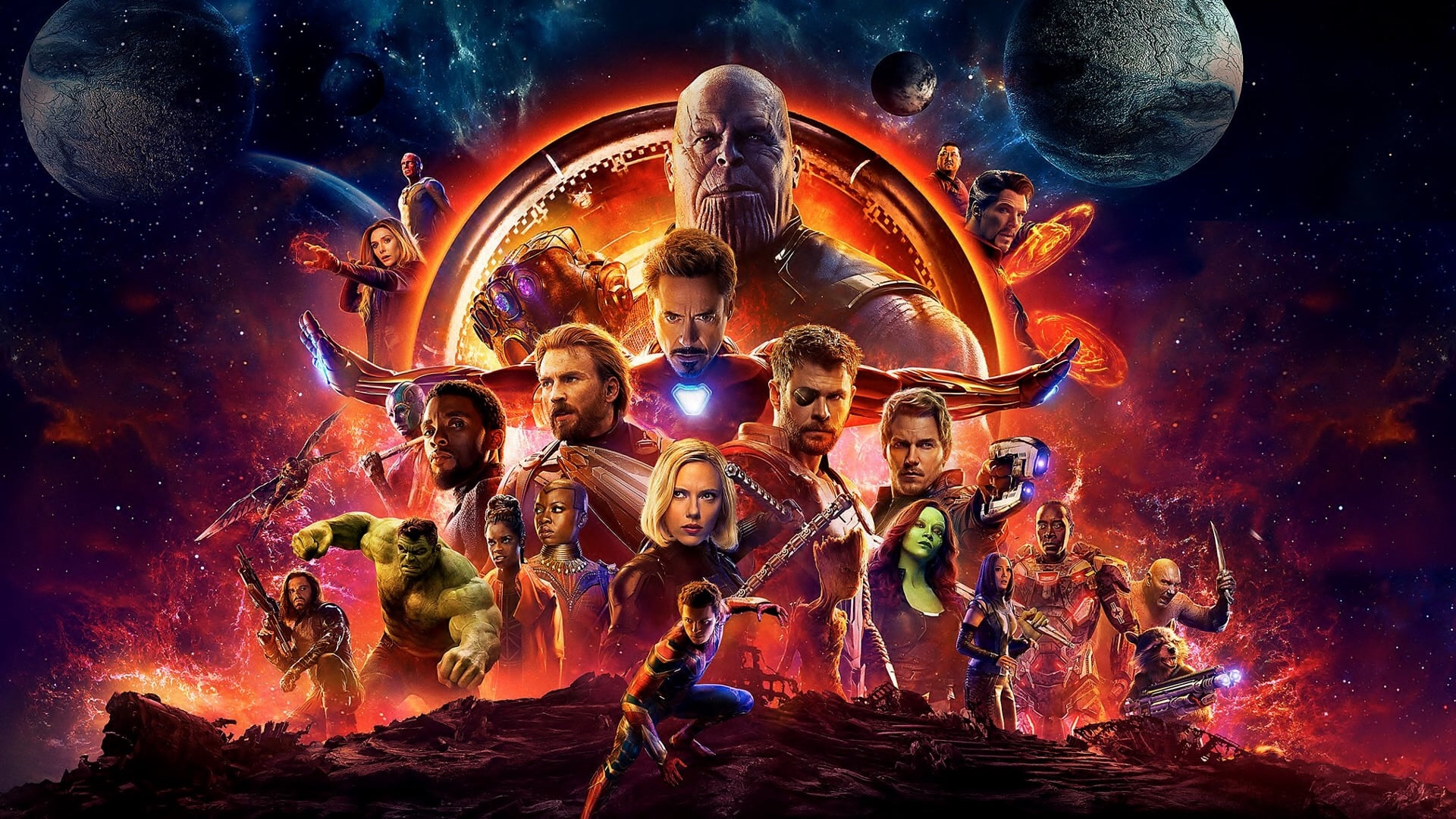 'Avengers: Infinity War' SPOILER Review & Discussion
