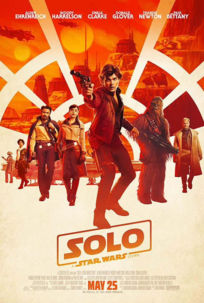 'Solo: A (Mixed-Bag of a) Star Wars Story' (SPOILER-FREE REVIEW)