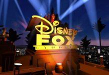 Disney and Fox merger art