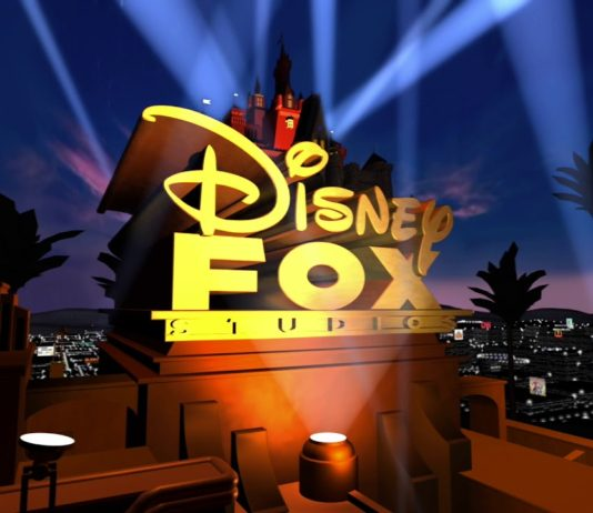 Disney and Fox merger art