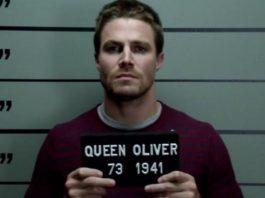 Arrow Oliver Mug Shot