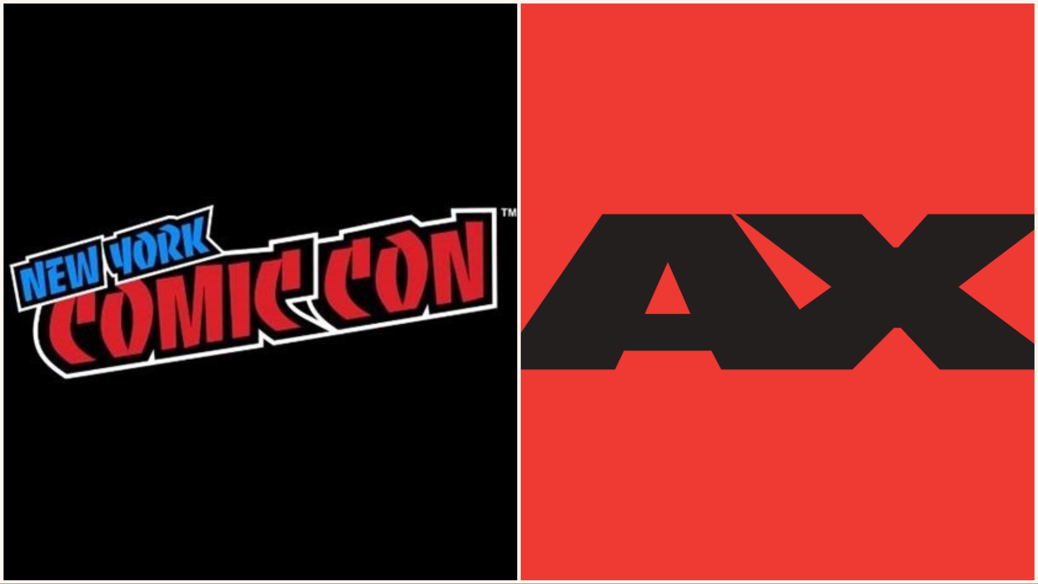 New York Comic Con and Anime Expo