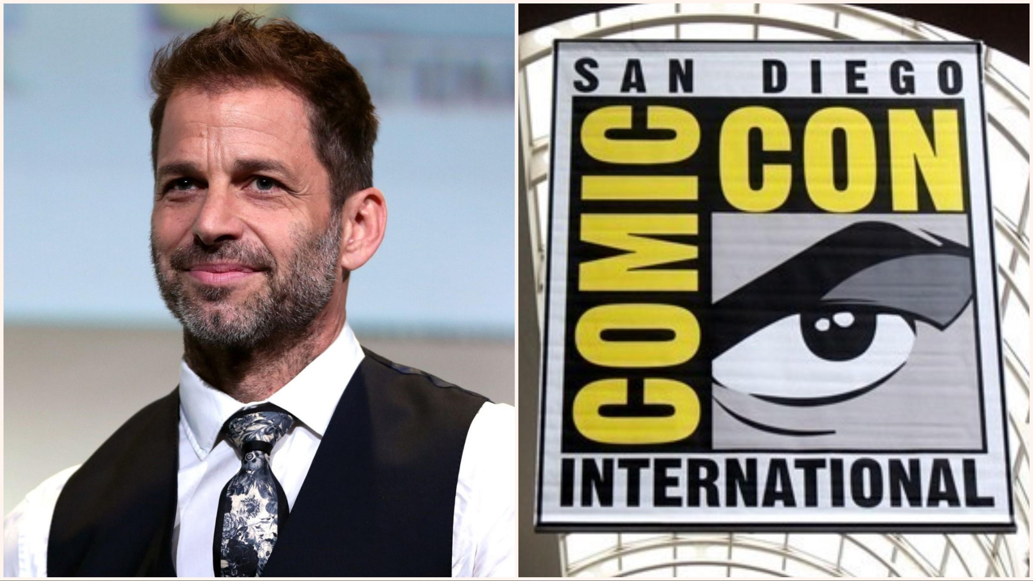 Zack Snyder San Diego Comic-Con
