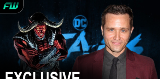 EXCLUSIVE: Seamus Dever To Play Trigon In 'Titans'