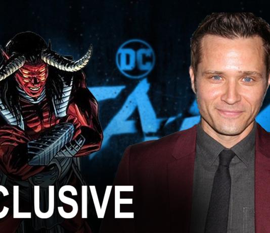 EXCLUSIVE: Seamus Dever To Play Trigon In 'Titans'