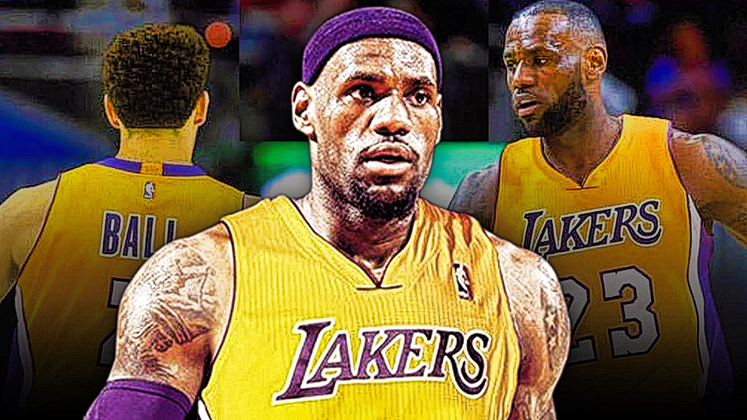 huge selection of fa8d8 de9ae LeBron James Signs With Los Angeles Lakers - FandomWire