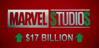 Marvel Cinematic Universe $17 Billion Box Office