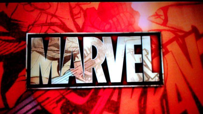 Marvel Flip Logo