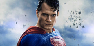 The star of MisHenry Cavill as the Man Of Steel