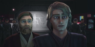Clone Wars Saved Audience Reaction