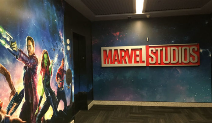 Marvel Studios Office