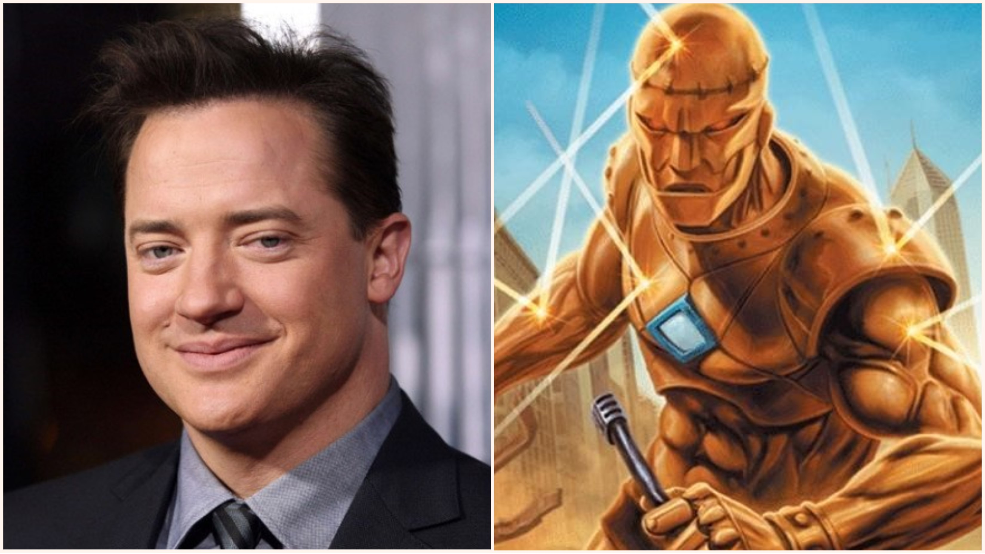 Brendan Fraser Joins 'Doom Patrol' As Robotman