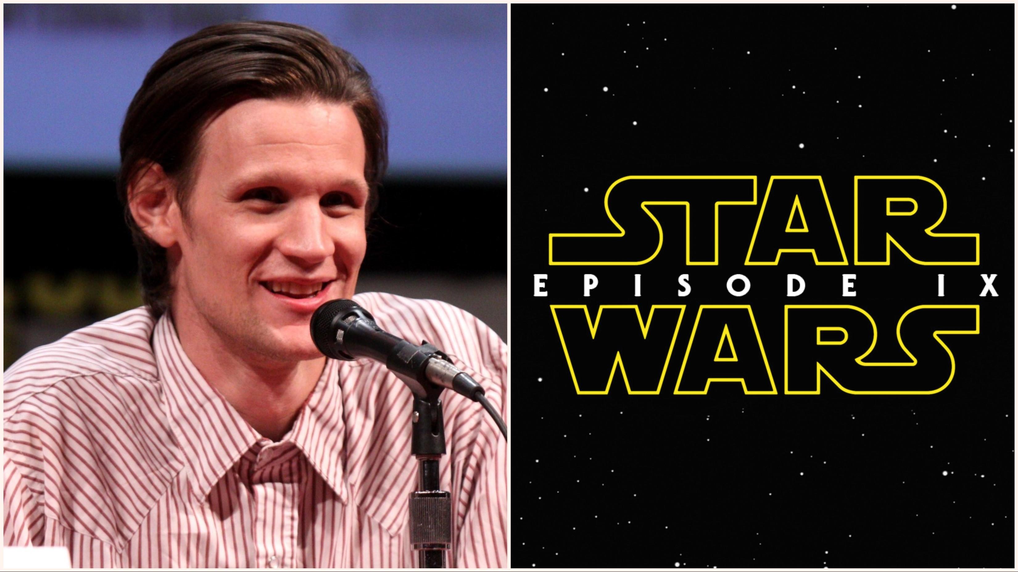 Matt Smith To Join 'Star Wars: Episode IX'