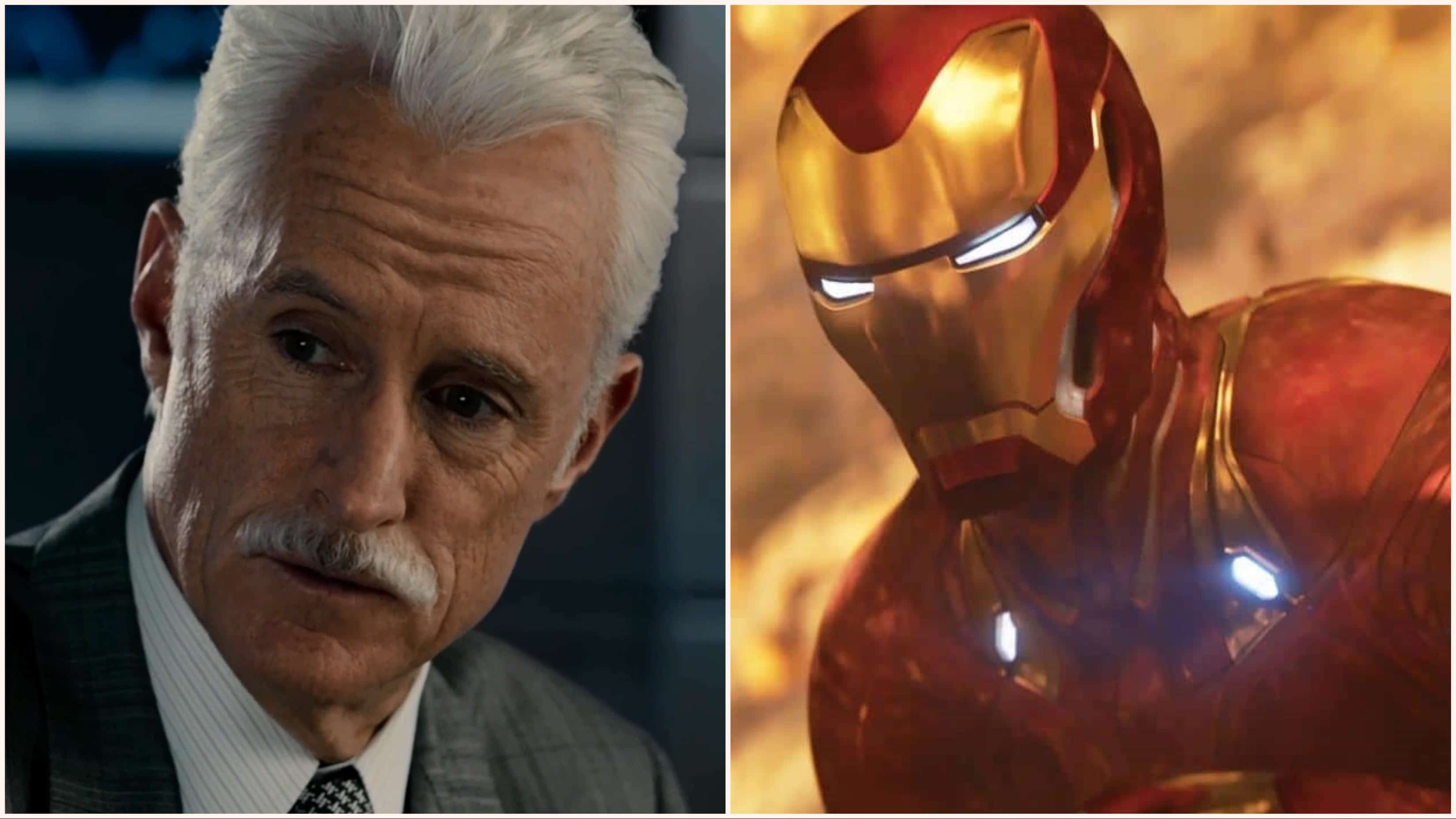 John Slattery, who has played Howard in previous Marvel Studios movies, has reportedly been spotted on set with Robert Downey Jr during Avengers 4 reshoots.