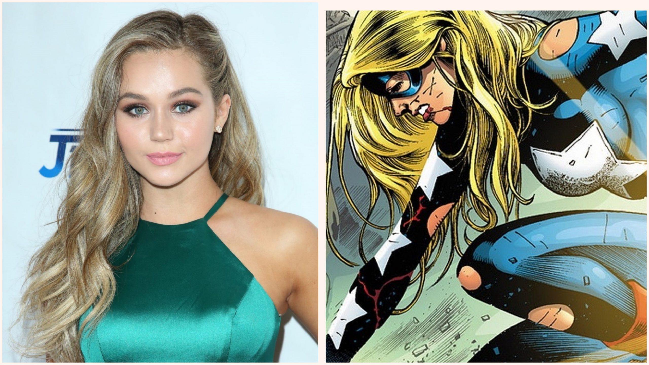 Brec Bassinger To Play DC Universe's 'Stargirl'