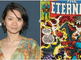 Chloe Zhao To Direct 'The Eternals'