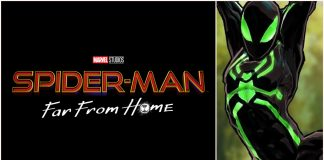 'Spider-Man: Far From Home' Set Video Reveals Stealth Suit