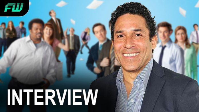 EXCLUSIVE: Oscar Nunez Talks 'The Office' & Career