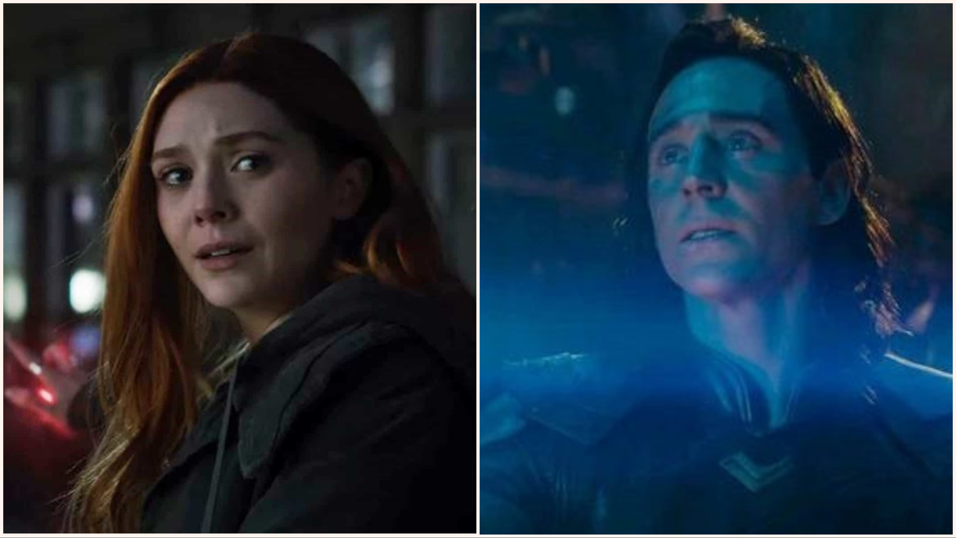 Elizabeth Olsen & Tom Hiddleston Talk 'Avengers'