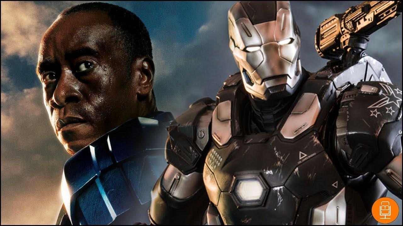 Don Cheadle Teases Avengers 4 Title Fandomwire