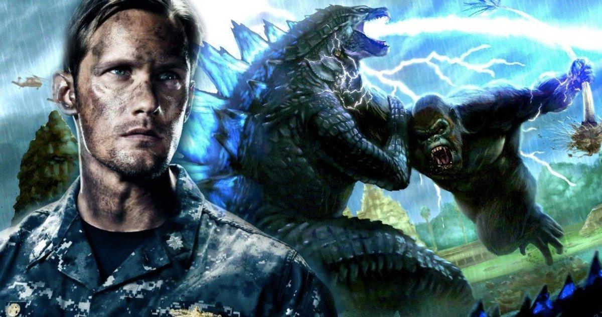 Godzilla Vs Kong Adds Alexander Skarsgard To Growing Cast Fandomwire