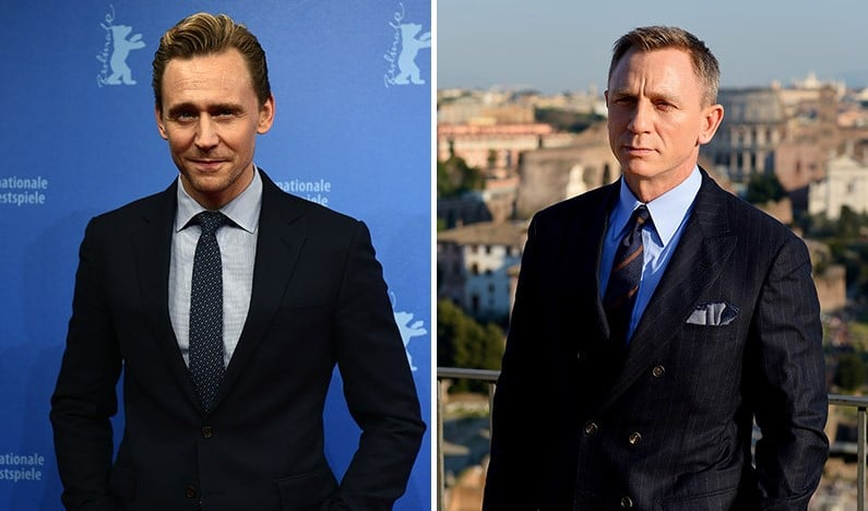 007: Tom Hiddleston Odds-On To Replace Daniel Craig As The