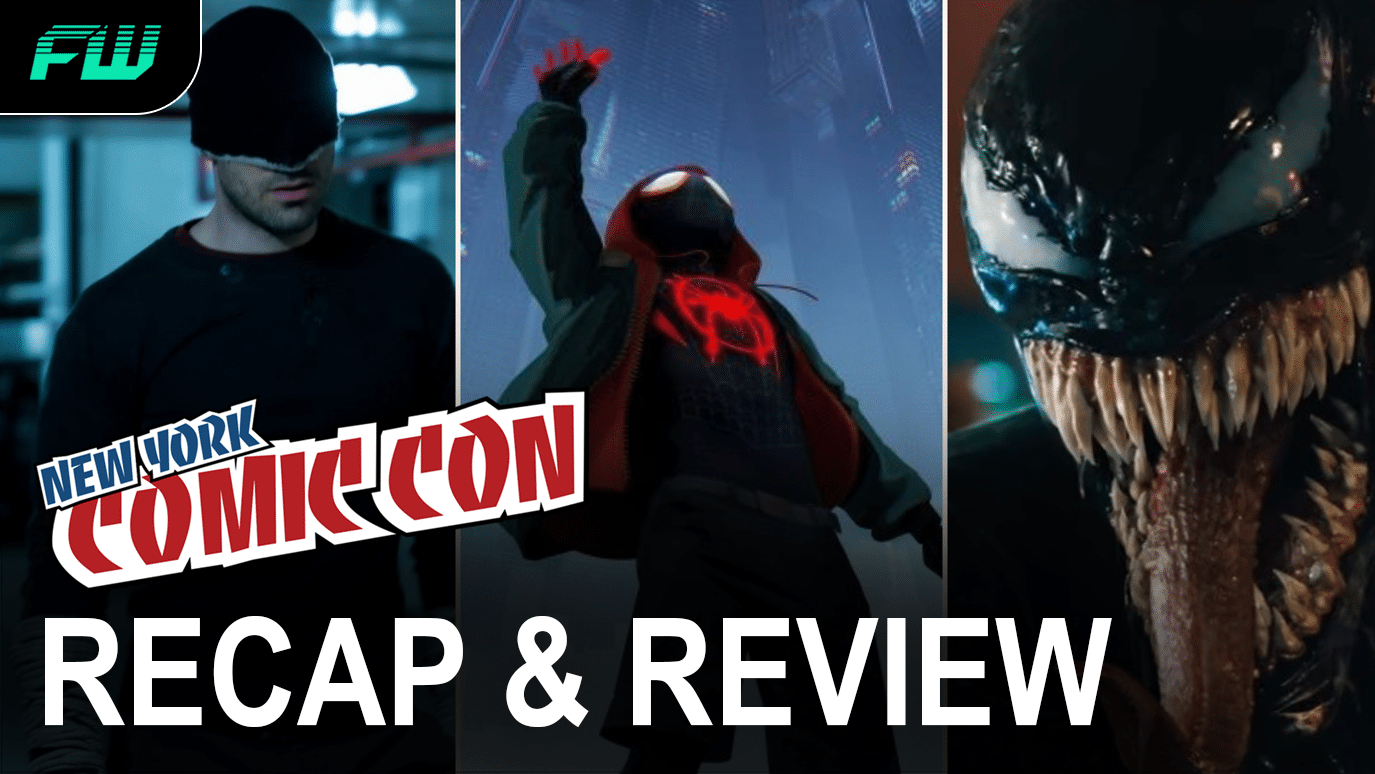 New York Comic Con 2018 Recap & Review