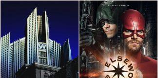 First Look At Gotham & Wayne Enterprises In 'Elseworlds'