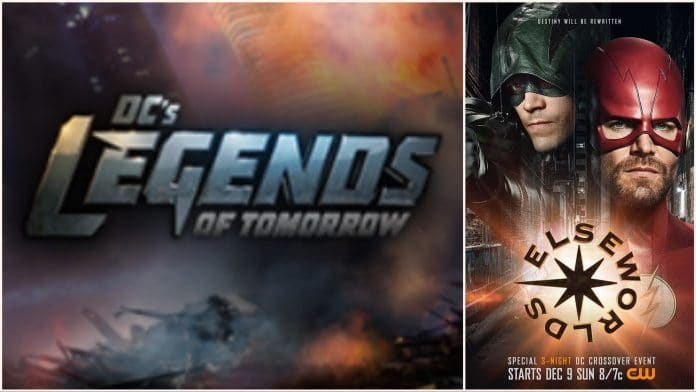 The Legends of Tomorrow may not be sitting out completely from this year's Arrowverse crossover.as the three-night crossover event in hour