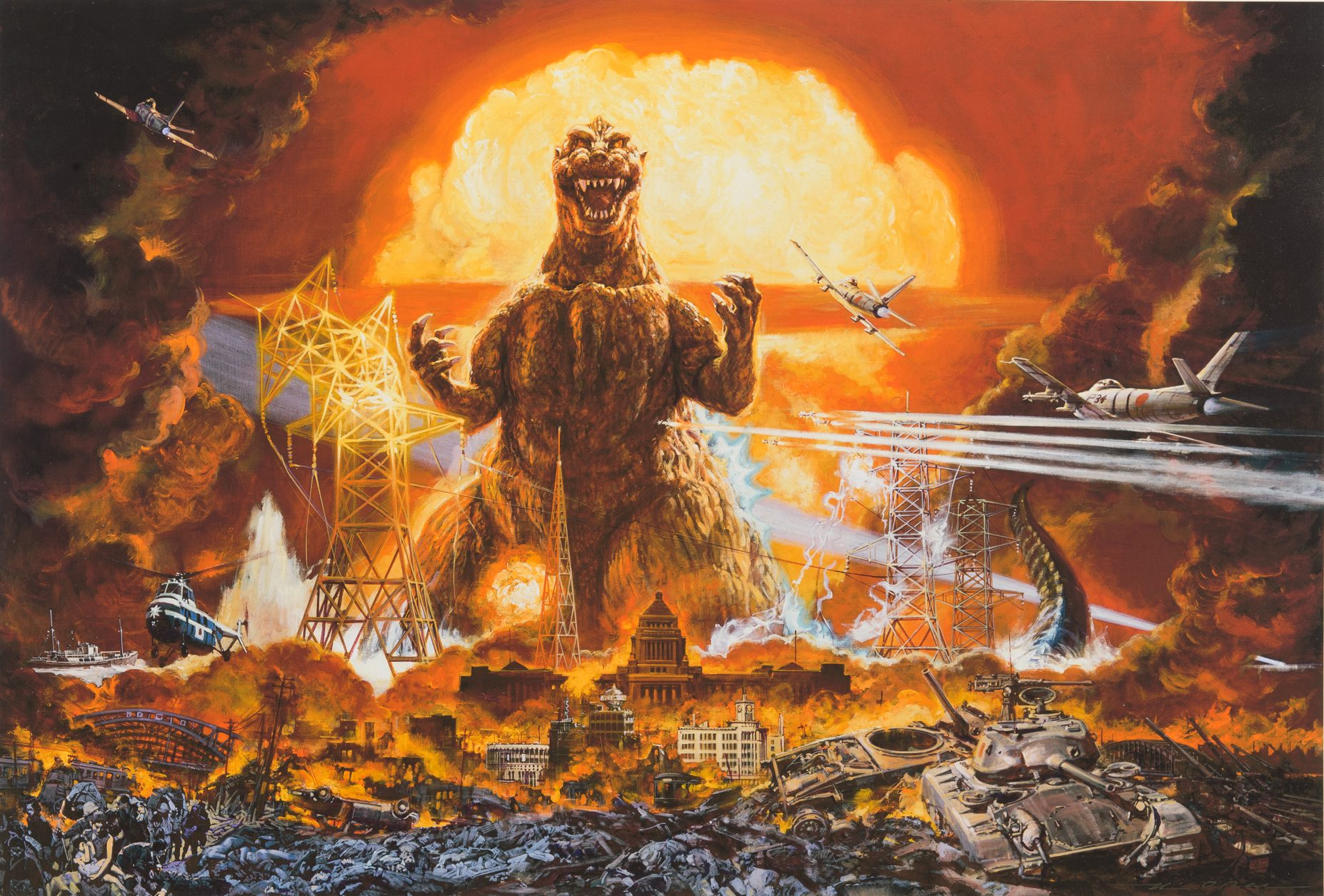 Top 10 'Godzilla' Movies Of All Time Ranked