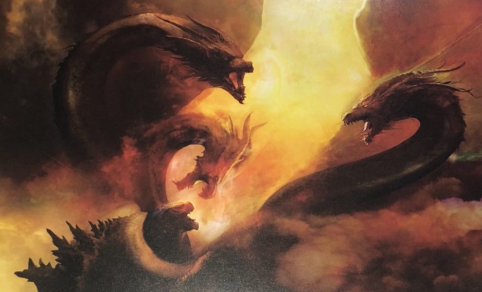 'Godzilla: King of The Monsters' New Teaser and Monster Designs Revealed at Tokyo Comic Con