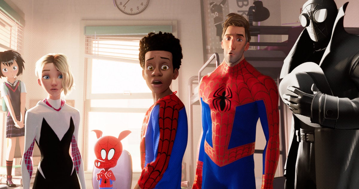 """The Sony CEO states that the studio is """"considering"""" developing television projects based on characters from Spider-Man: Into The Spider-Verse"""